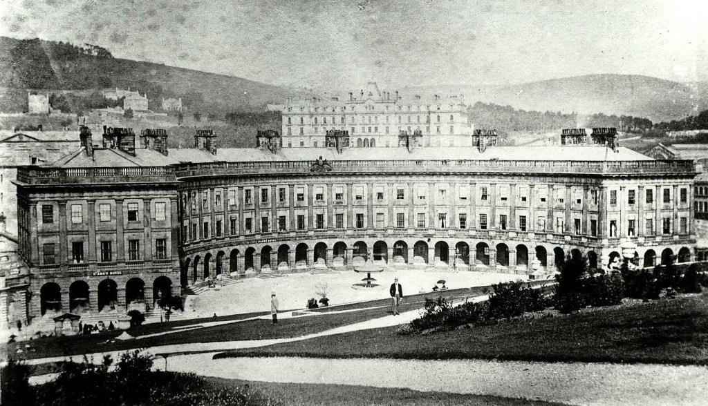 Crescent in 1868