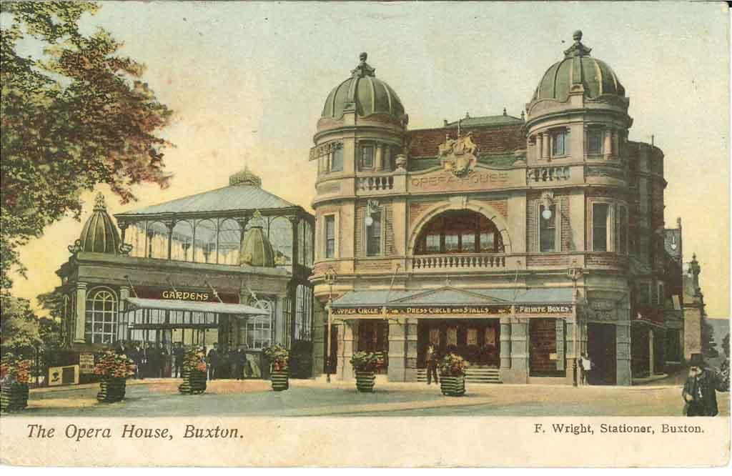 Postcard, around 1905