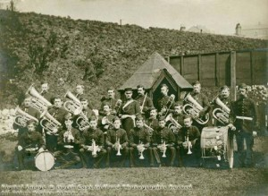 WW1 Fallen Fairfield Brass Band
