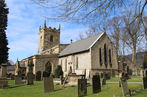 eyam-parish-church