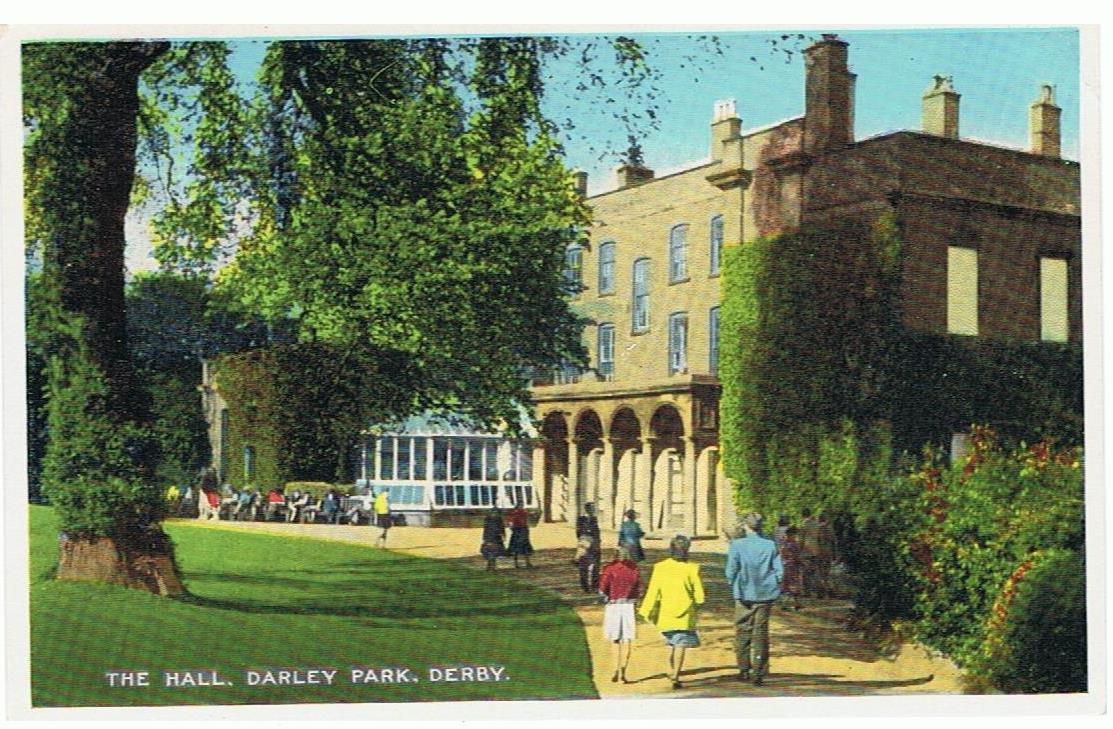 Darley Hall