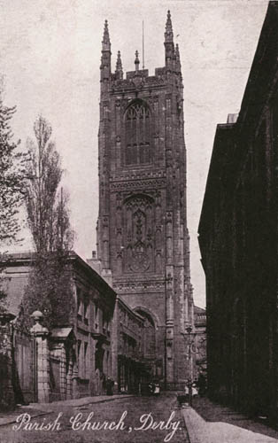 Cathedral 1907