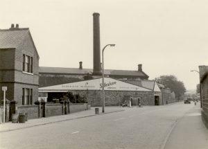 Dalton's Factory and oil refinery