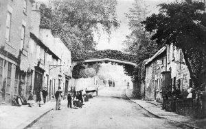 The Green Hall Bridge