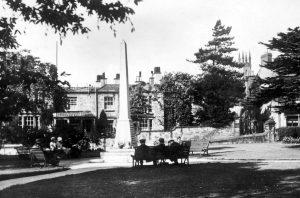 Green Hall pre-1955