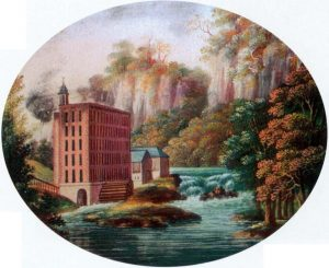 Masson by George Robertson, for Derby China (Derby Museum and Art Gallery)
