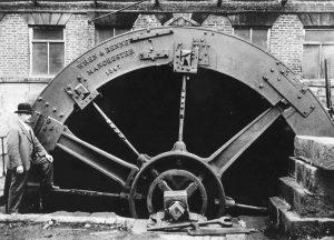 Masson wheel pre 1910