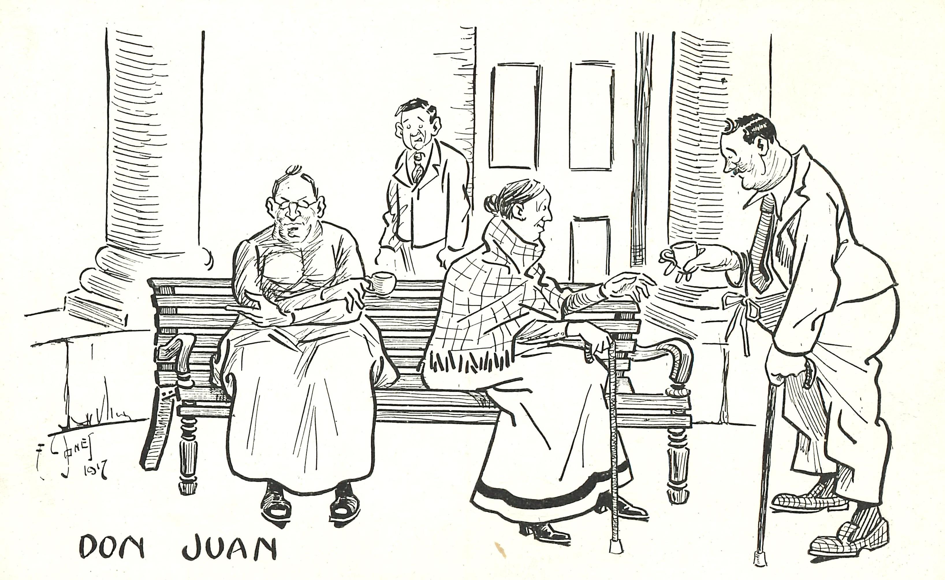 The Cartoons of Private Jones